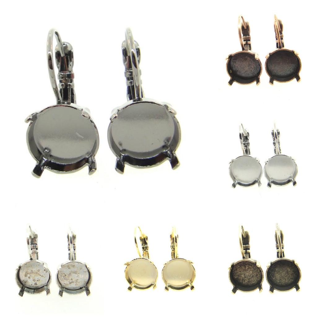 11mm Low Profile Drop Earring