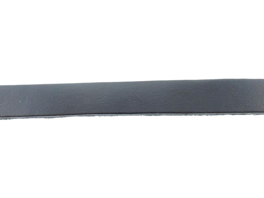 Wrap Black Leather