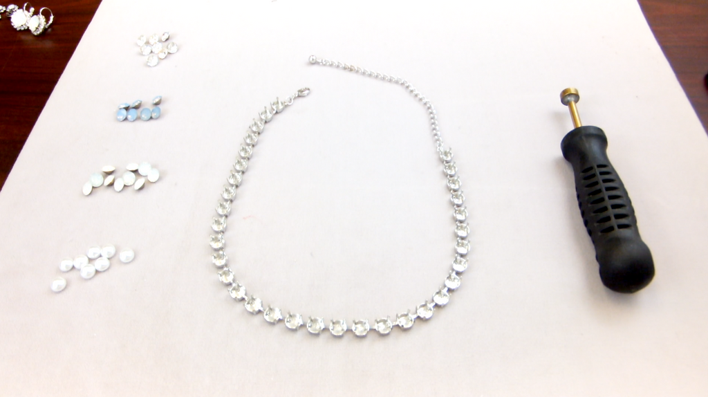 The $35 Wedding Necklace Kit
