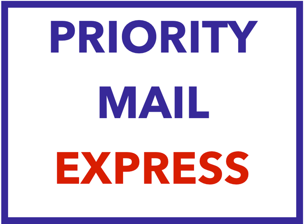 Express Priority Shipping