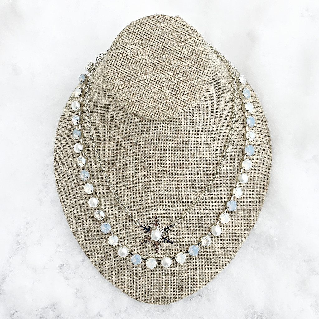 Winter Inspired Necklace