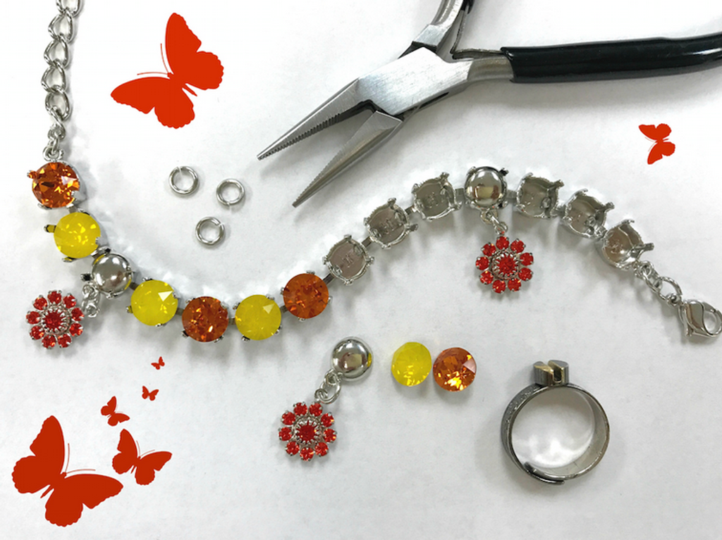 Add Some Charms to Your LVR Designs