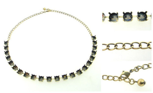 8.5mm (39ss) 22 Box Empty Necklaces