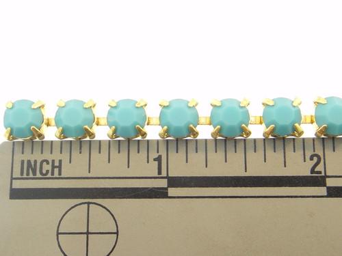 6mm Rhinestone Crystal Chain