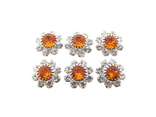 Crystal / Tangerine