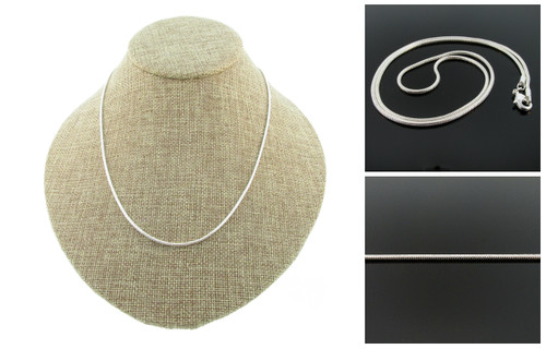 Snake Necklace Chain | Three Pieces