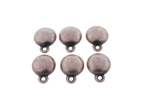 Charm Attachment Device Copper Ox