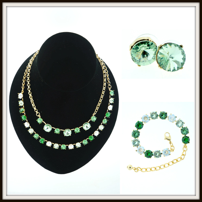 Luck of the Irish Jewelry Set