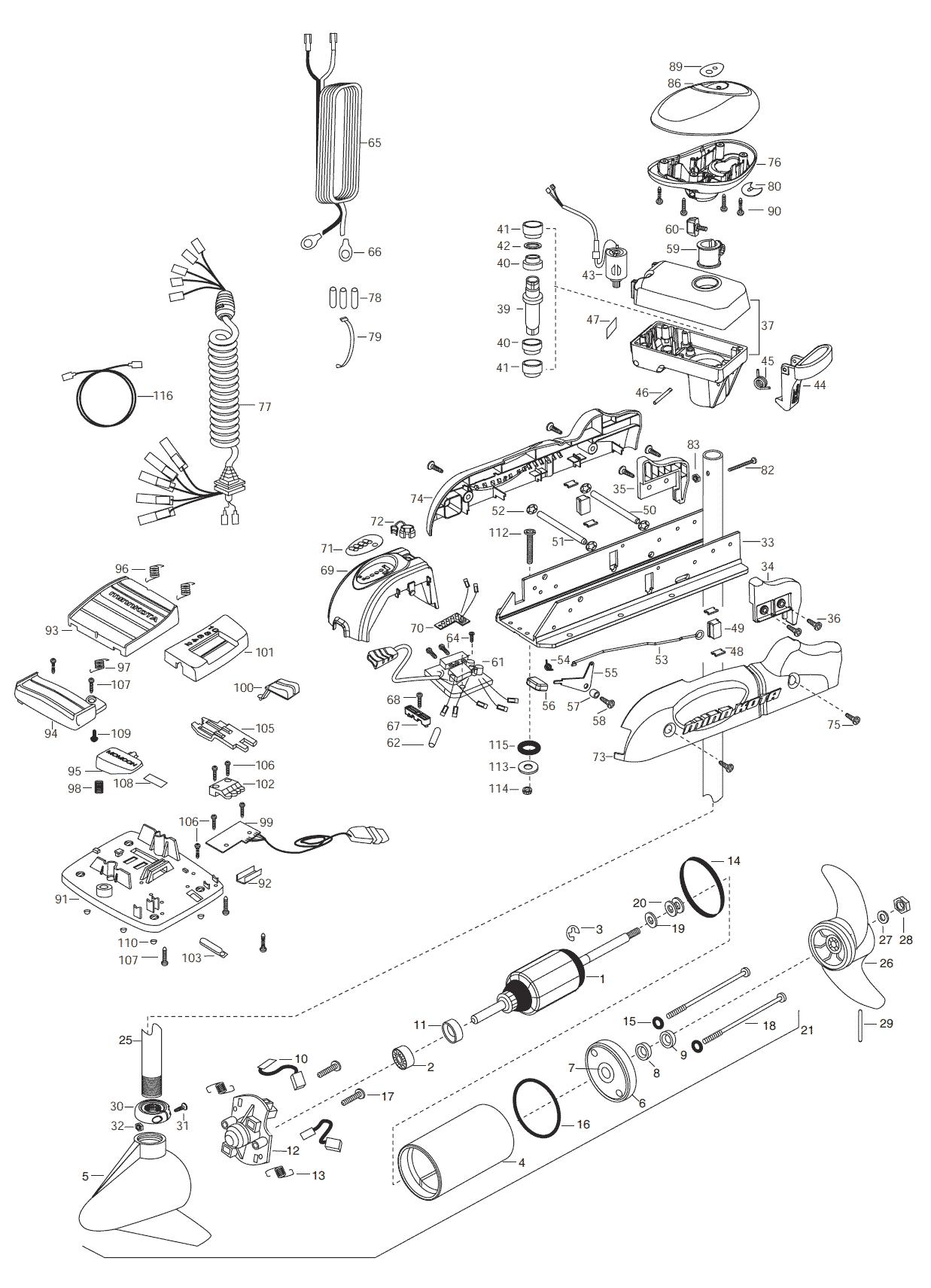 Minn Kota Power Drive Wiring Schematic Motorguide Trolling Motor. Minn Kota Wiring Diagram Power Drive With Posts. Wiring. 12v Wiring Schematic For Minn Kota Deckhand 40 At Scoala.co