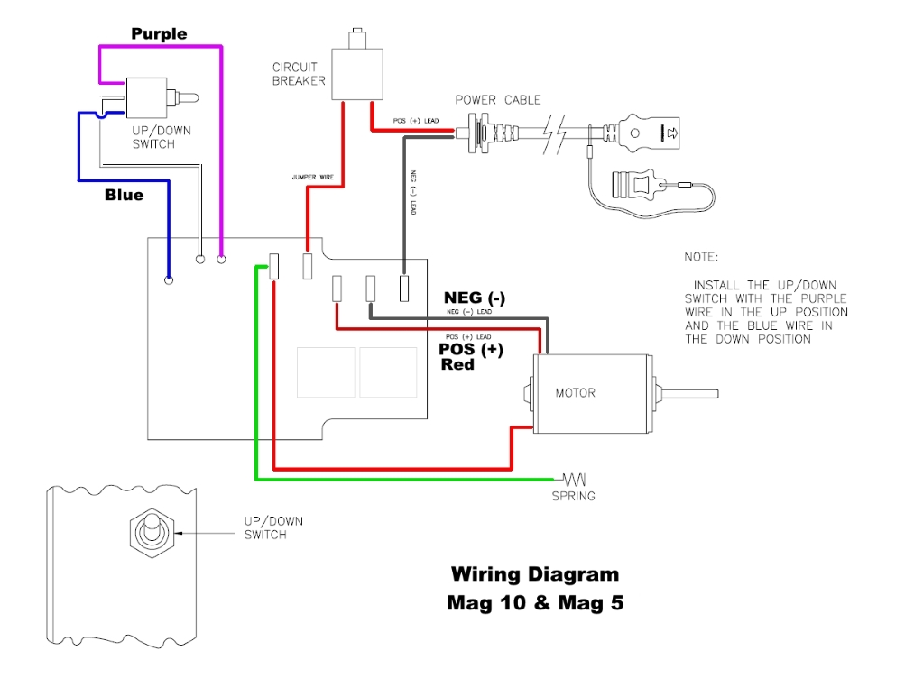 cannon downrigger wiring diagrams. Black Bedroom Furniture Sets. Home Design Ideas