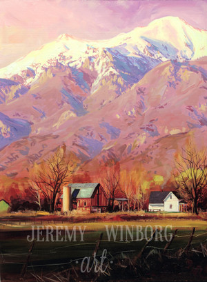 Wasatch Farm Original (SOLD)