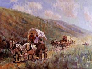 Road to Zion Giclée Print