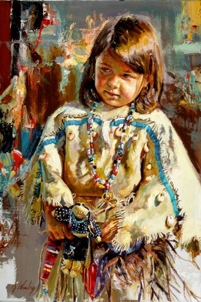 Southwest Art Magazine Featured Artist