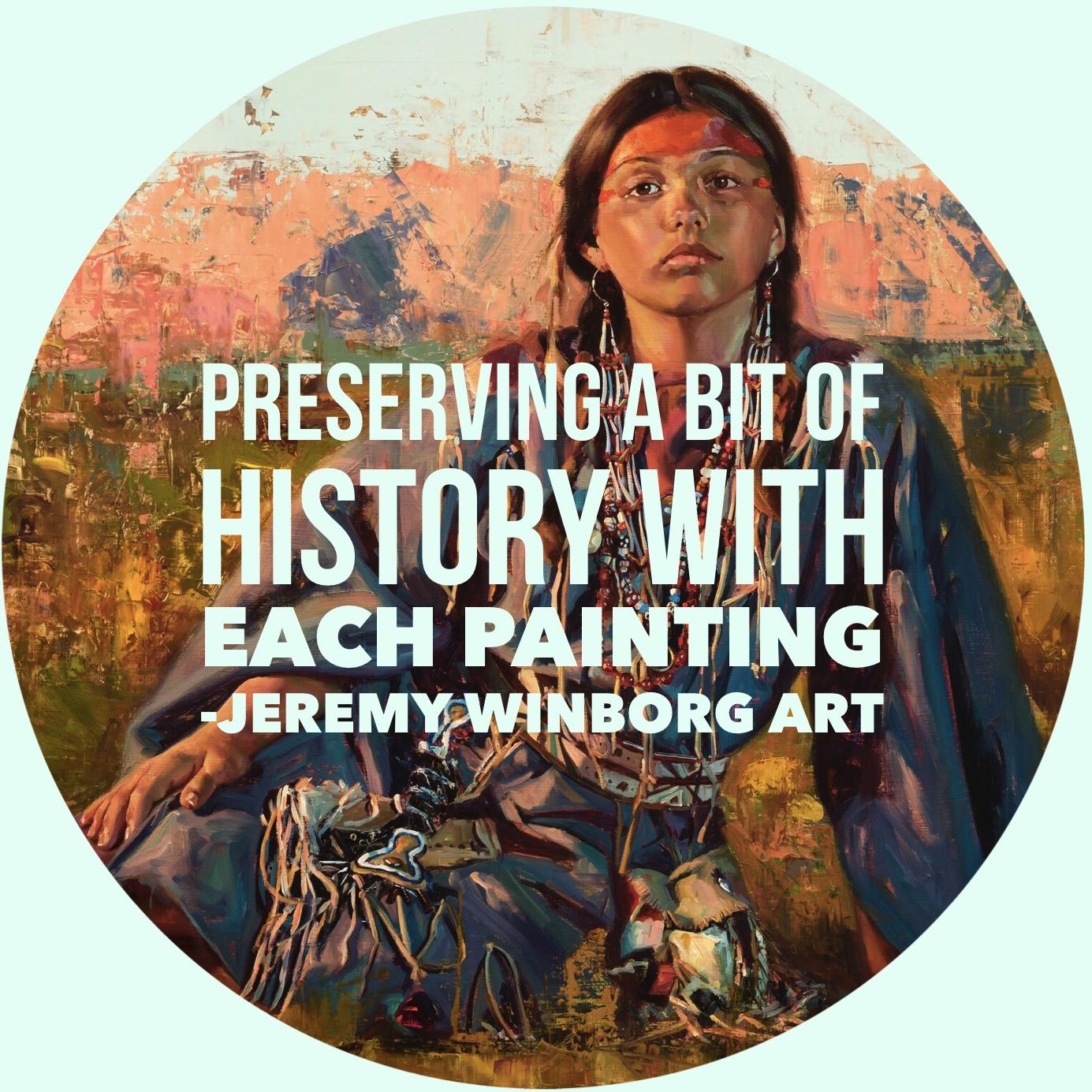 SHOP Now, Jeremy Winborg Art
