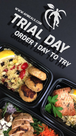 Trial Day - Order 1 Day to Try Meal Plan