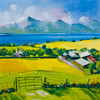 Arran View by Daniel Campbell - Large