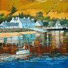 Arriving at Ardnamurchan by Daniel Campbell - Large