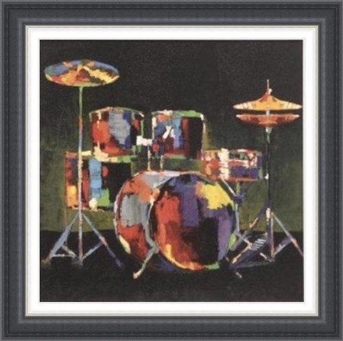 Rock 'n' Roll (Hand Finished) - Ex Large