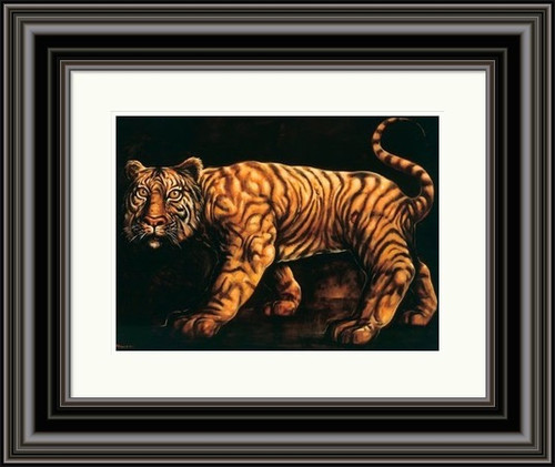 Tyger by Peter Howson