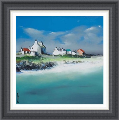 Sunny Day, Mannal, Tiree - Extra Large