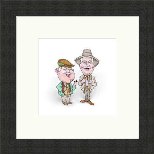 Auld Pals - Jack and Victor Petite