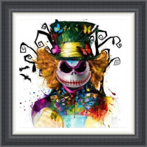 Burton in Wonderland by Patrice Murciano - Extra Large
