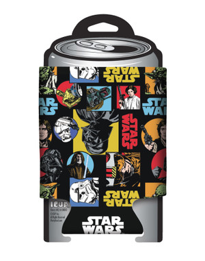 Star Wars Pattern Can Hugger