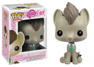 My Little Pony Friendship is Magic Dr. Hooves Pop! Vinyl Figure