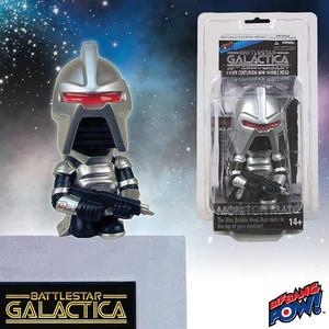 Battlestar Galactica Cylon Monitor Mate Bobble Head