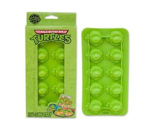 Teenage Mutant Ninja Turtles Turtle Head Ice Cube Tray