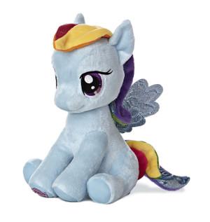 My Little Pony Rainbow Dash 10-Inch Seated Plush