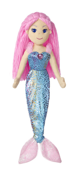 Sea Sparkles Mermaid Nixie 17-Inch Doll