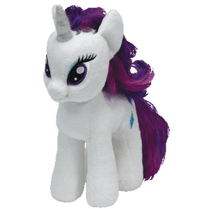 My Little Pony Rarity 8-Inch Plush