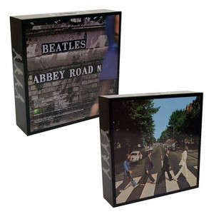 The Beatles Abbey Road Famous Covers Coin Bank