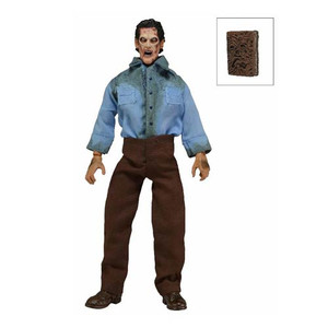 Evil Dead 2 Deadite Ash 8-Inch Retro Action Figure
