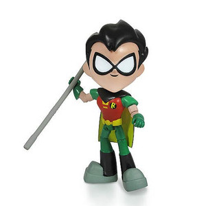 Teen Titans Go! Robin 5-Inch Action Figure