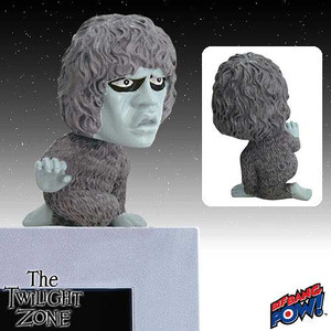 The Twilight Zone Gremlin Monitor Mate Bobble Head