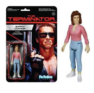 Terminator Sarah Connor ReAction 3 3/4-Inch Retro Action Figure