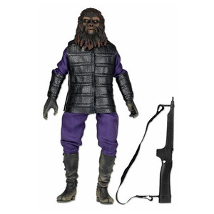 Planet of the Apes Classic Gorilla Soldier 8-Inch Retro Action Figure