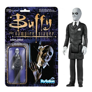 Buffy the Vampire Slayer The Gentleman ReAction 3 3/4-Inch Figure