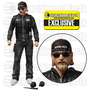 Sons of Anarchy Jax Teller 6-Inch Variant Figure w/Sunglasses & Hat