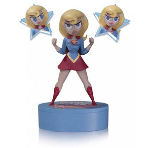 Super Best Friends Forever Supergirl Figure & Super Secret Storage Box