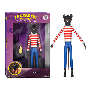 Fantastic Mr. Fox Rat Legacy Action Figure