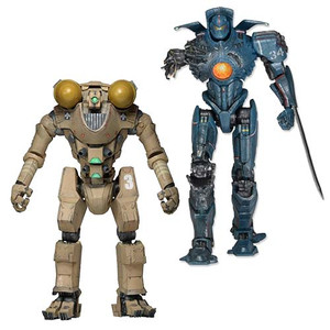 Pacific Rim Jaeger 7-Inch Scale Series 6 Action Figure Set