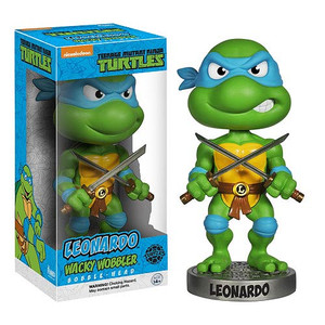 Teenage Mutant Ninja Turtles Leonardo Bobble Head
