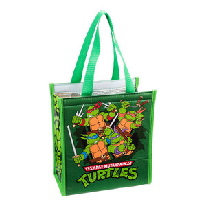 Teenage Mutant Ninja Turtles Insulated Shopper Tote