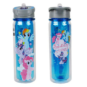My Little Pony Friendship is Magic 18 oz. Tritan Water Bottle