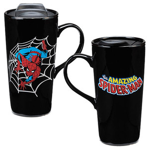 Spider-Man 20 oz. Heat Reactive Ceramic Travel Mug
