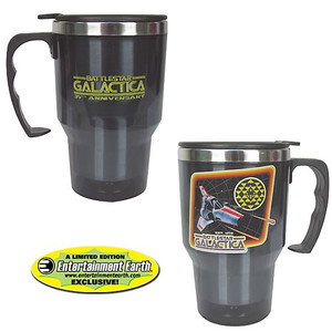 EE Exclusive Battlestar Galactica 35th Anniversary 14oz. Mug