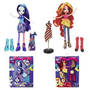 My Little Pony Equestria Girls Rainbow Rocks Dolls Wave 1 Set